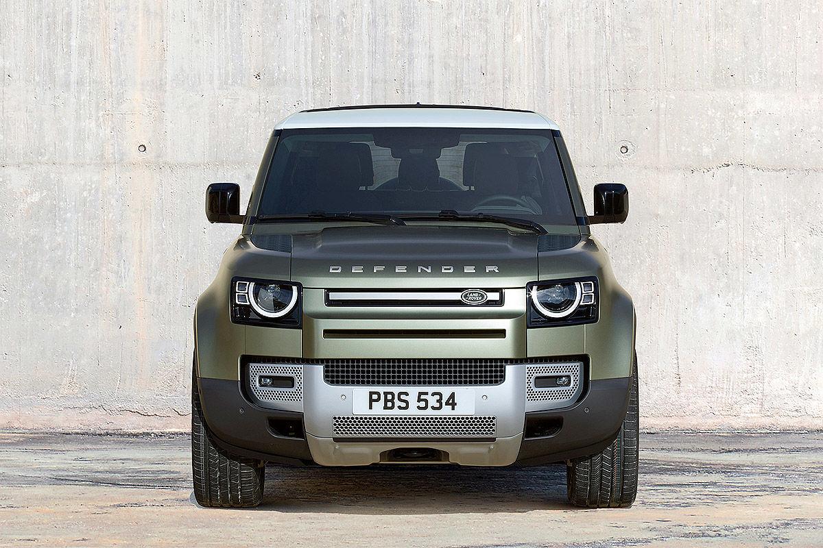 Bildergalerie Land Rover Defender (2020)