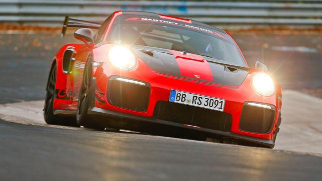 Porsche bricht Rundenrekord am Nürburgring!