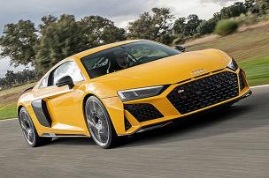 Audi R8 Facelift (2019): Test
