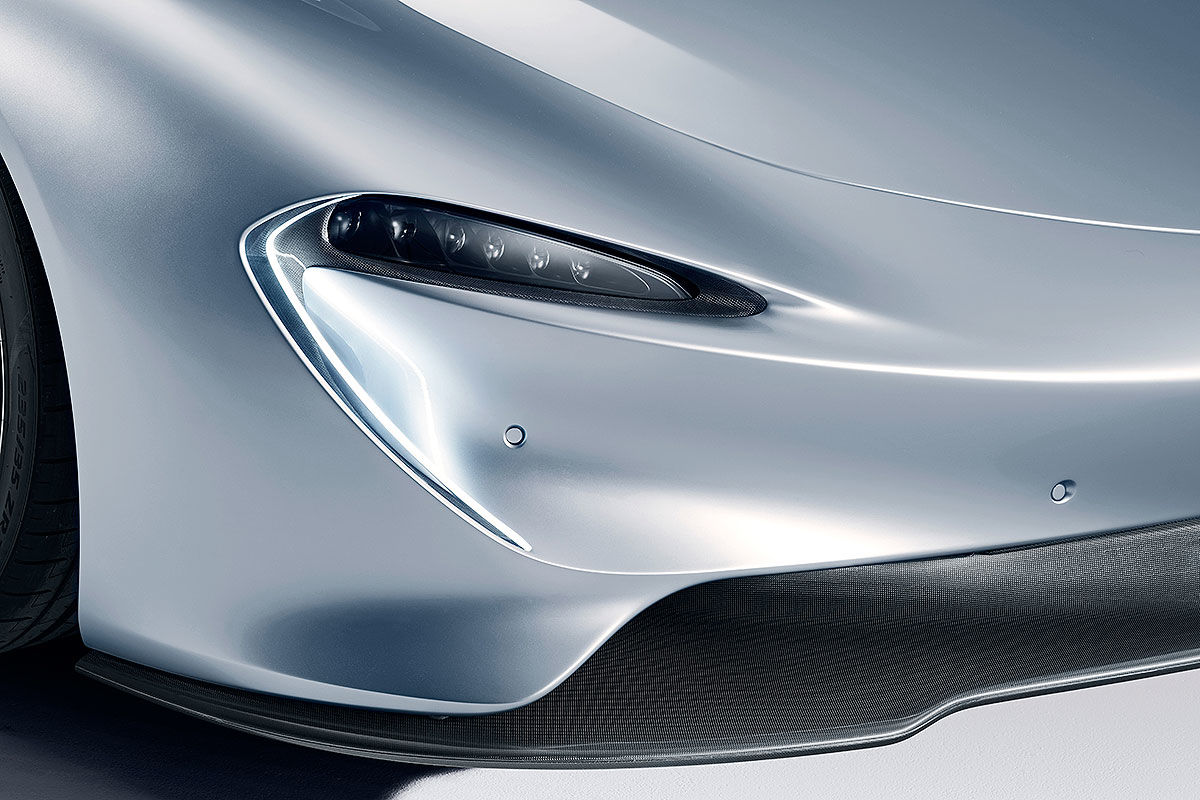 McLaren Speedtail (2018)