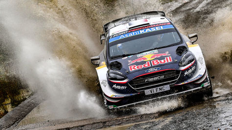Rallye Spanien: Vorschau