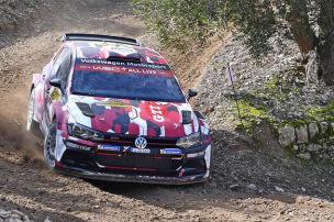 Rallye-WM in Spanien