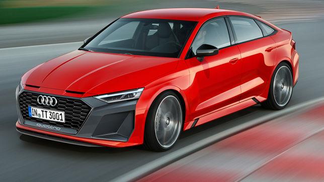 Video Audi Tt Nachfolger 2020 Autobild De