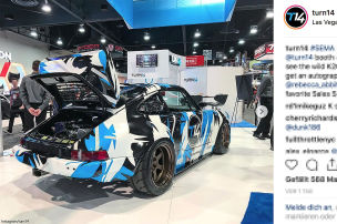 911 mit Honda-Motor!
