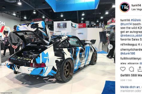 Porsche mit Honda-Vierzylinder
