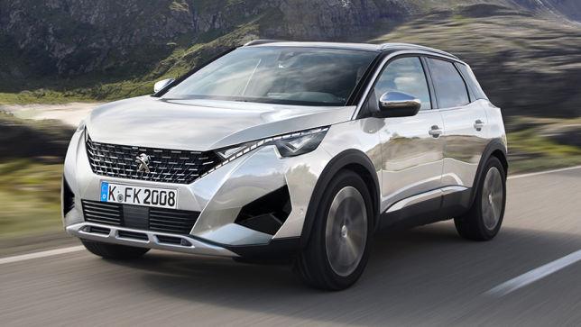 Video Peugeot 2008 2019 Autobildde