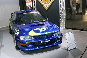 Rallye-Legenden in Padua