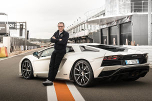 Lambo-Boss empfiehlt die Formel 1