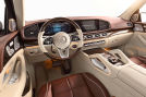 Mercedes-Maybach GLS 600 !! SPERRFRIST 22. November 19  7 Uhr !!