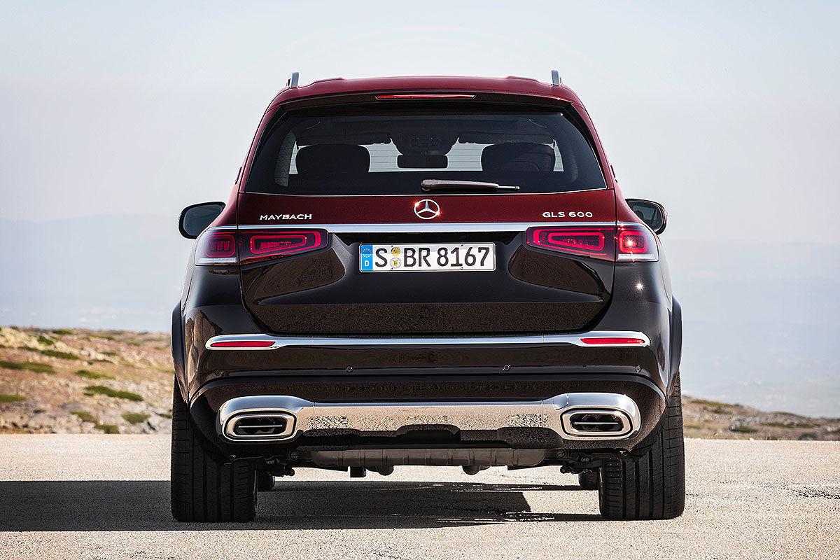 Bildergalerie Mercedes-Maybach GLS (2019)