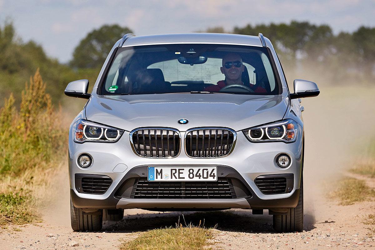 BMW X1 im 100.000-Kilometer-Dauertest