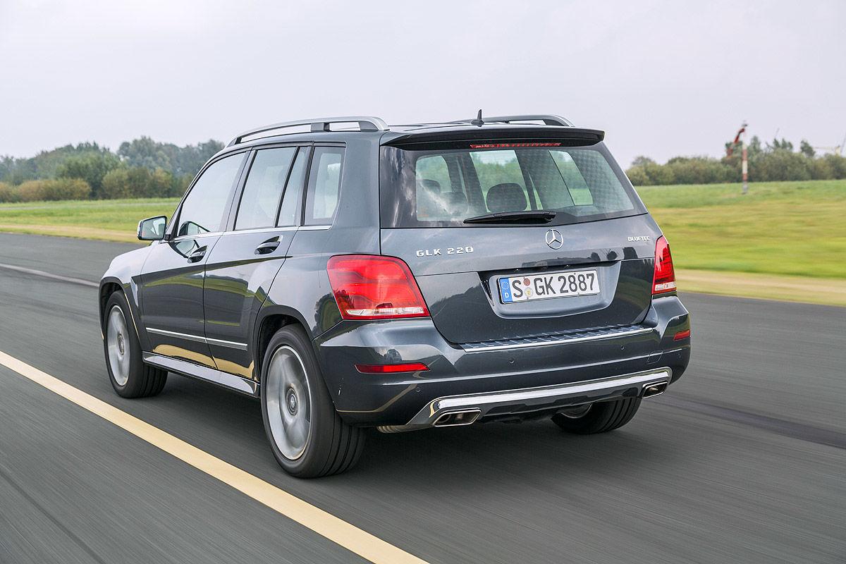 Die besten SUVs (gebraucht): TÜV Report 2019