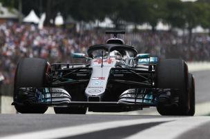 Hamilton ledert gegen Nachzügler