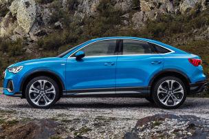 Audis nächstes SUV-Coupé
