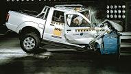 Crashtest: Nissan NP300 Hardbody