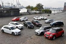 Kompakte gegen SUVs: Test