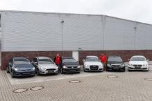 Diesel-Kombis: Gebrauchtwagen-Test