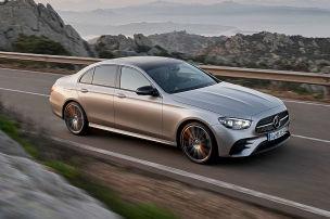 Das kostet das Mercedes E-Klasse Facelift
