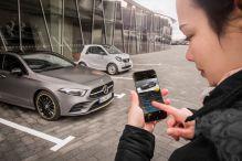 Mercedes me: Großes App-Update 2019