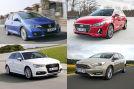 4er Vergleich     Honda Civic    Audi A3       Hyundai i30     Ford Focus