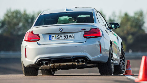 BMW M2 Competition: Supertest