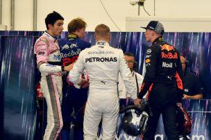 Formel 1: Nach Schubserei gegen Ocon
