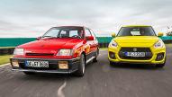 Suzuki Swift GTi/Suzuki Swift Sport: Test