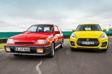 Suzuki Swift GTi/Suzuki Swift Sport: Test