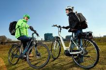 Test: E-Bike-Falträder