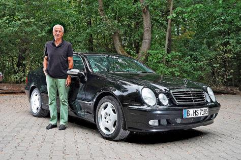 Mercedes CLK mit Rost-Problem
