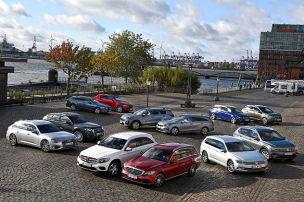 SUV oder Kombi? 12 Autos im Test-Vergleich