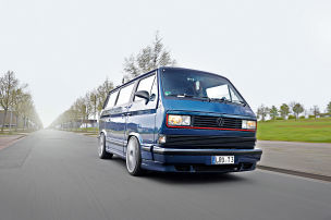 Die wildesten VW T3