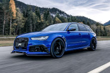Abt Audi RS6+ Nogaro Edition (2018)