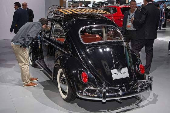 LA Autoshow 2018: Beetles & Breakfast