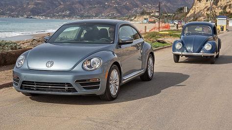 LA Auto Show: Abschied vom VW Beetle