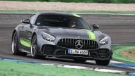 Mercedes-AMG GT R Pro: Test