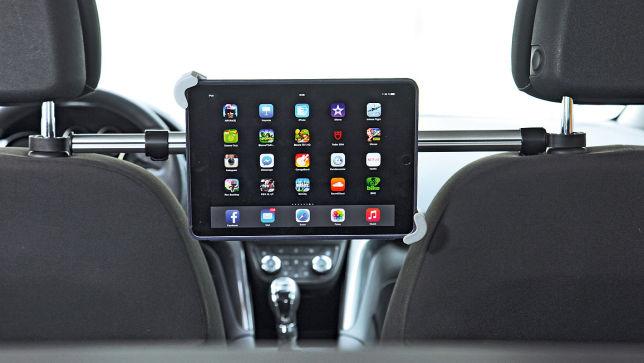 vogel ipad halterung tms paket mit flexiblen tablet. Black Bedroom Furniture Sets. Home Design Ideas