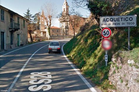 Blitzer-Wahnsinn in Italien