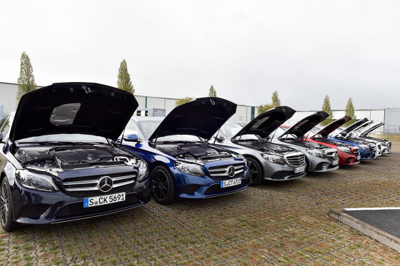 Kaufberatung Mercedes C-Klasse