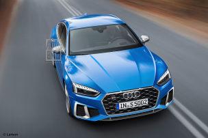 Audi S5 Sportback Facelift (2019): Vorschau