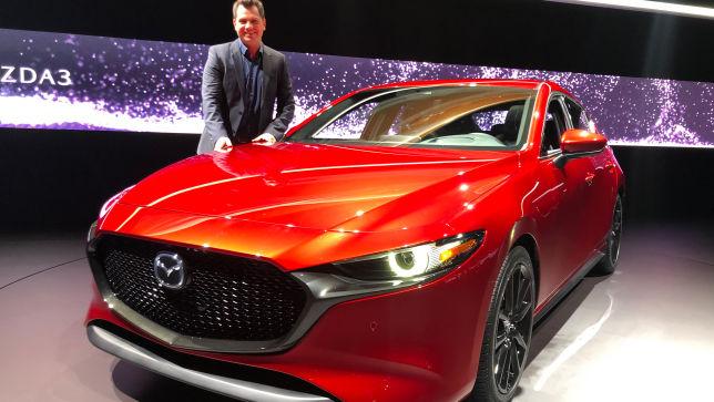 Mazda3 2019 Test Preis Bilder Motoren Innenraum Autobild De