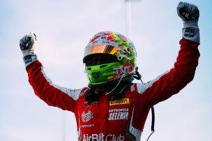 Formel 4: Fittipaldi siegt