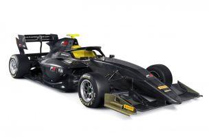 Formel 3: Neues Auto vorgestellt