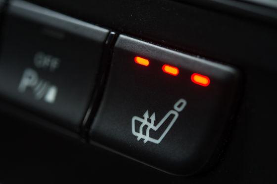 Grand Scenic IV  beheizbare Auto Sitzauflage Sitz und Rücken Renault Scenic IV