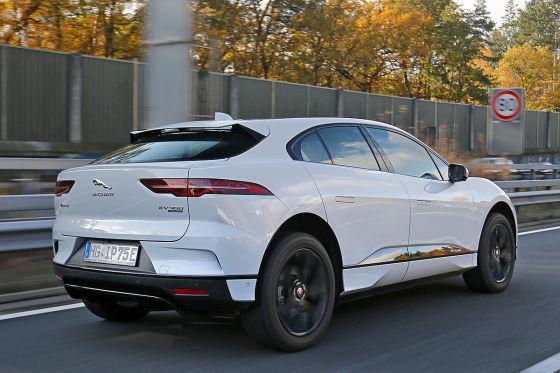 Jaguar -Pace