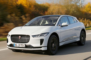 Jaguar i-Pace: Test