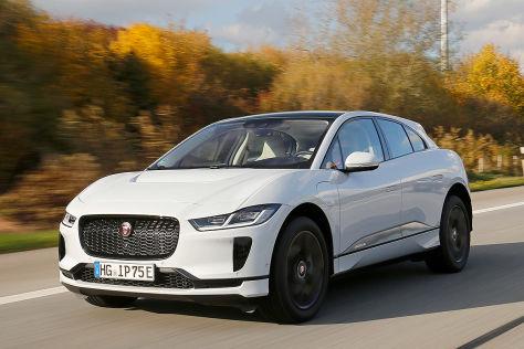 Jaguar I Pace Im Test Taugt Der Stromer Auch Im Alltag Autobild De