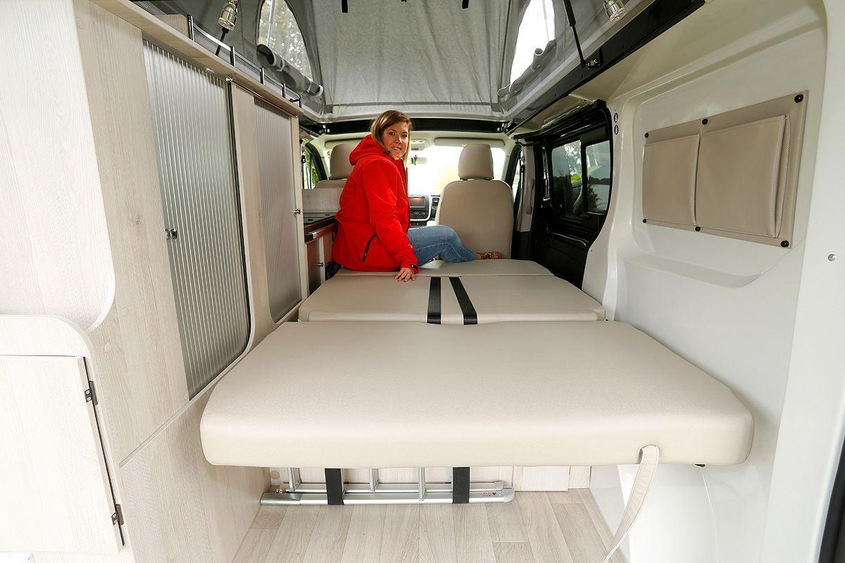 Drei Campervans im Wohnmobil-Test