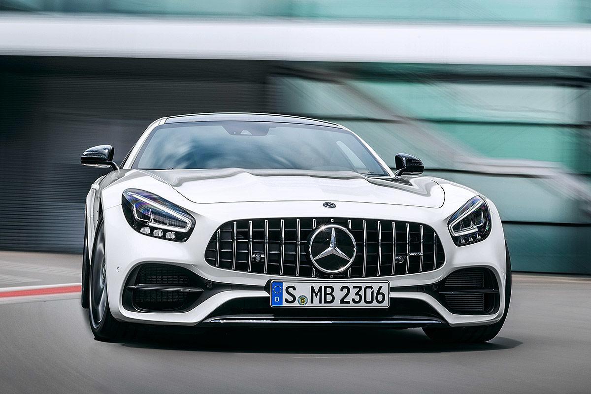 Mercedes-AMG GT Facelift (2018): Preis, Marktstart, Innenraum