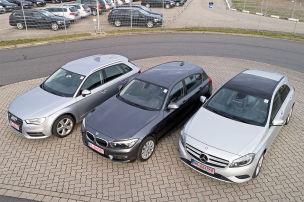 Gebrauchtwagen-Test